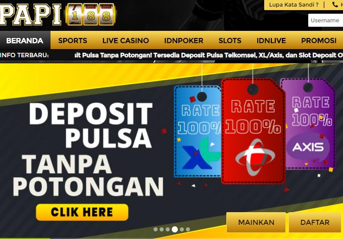 Besarnya Kemenangan Saat Main Game Slot Deposit OVO